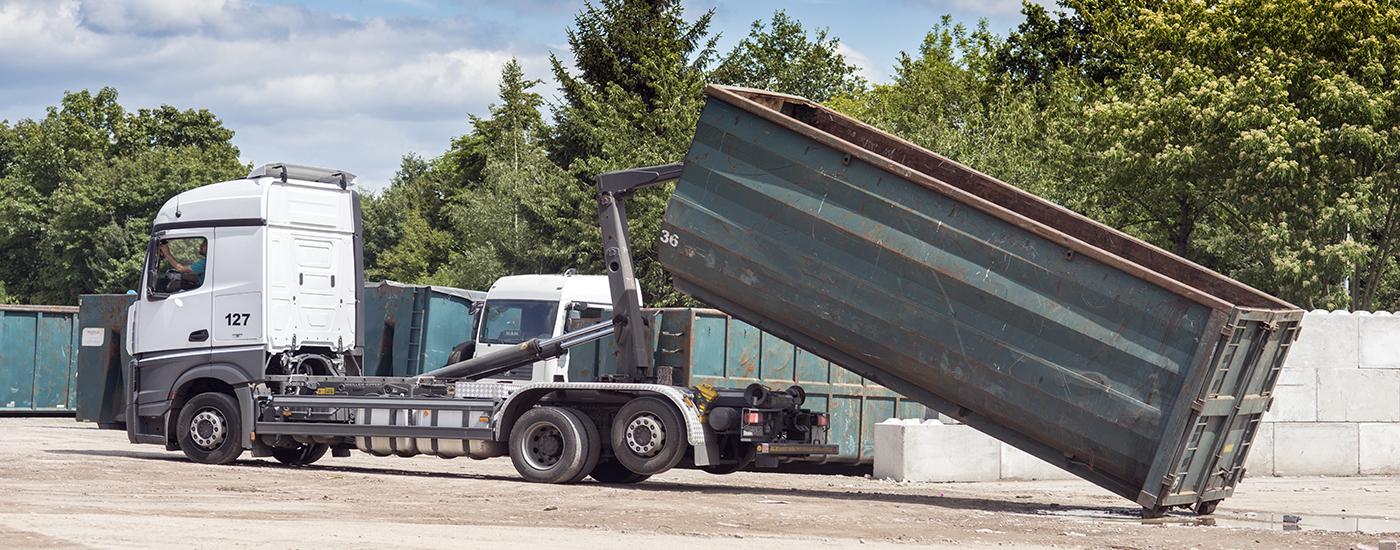 Containerdienst in Bocholt